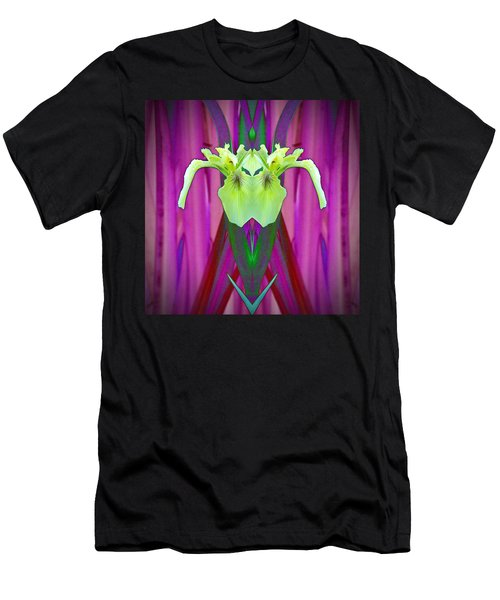 Freaky Iris Men's T-Shirt (Athletic Fit)