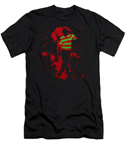 Fred In The Red Men's T-Shirt (Athletic Fit)