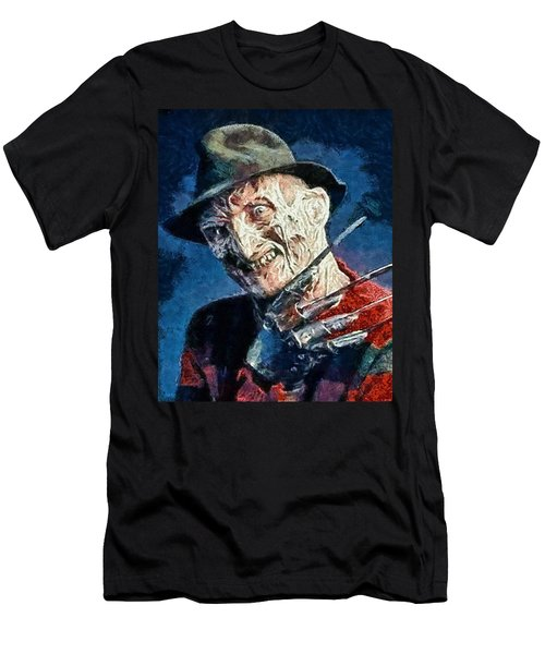Freddy Kruegar Men's T-Shirt (Athletic Fit)