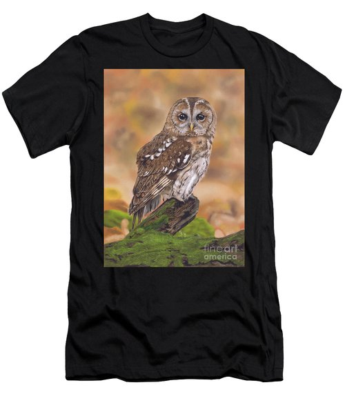 Free As A Bird Men's T-Shirt (Athletic Fit)