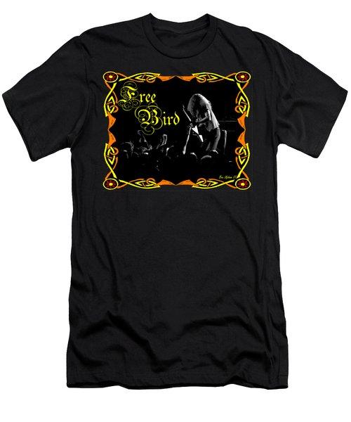 Free Bird #2 Men's T-Shirt (Athletic Fit)