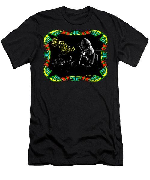 Free Bird Men's T-Shirt (Athletic Fit)