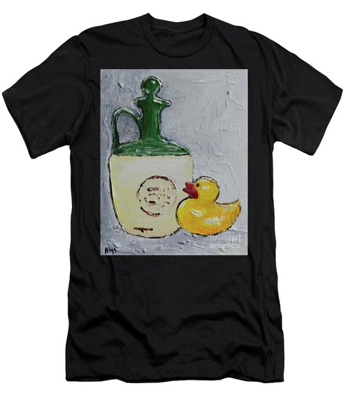 Free Duck Men's T-Shirt (Athletic Fit)