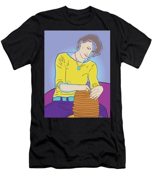 Free Form Men's T-Shirt (Athletic Fit)