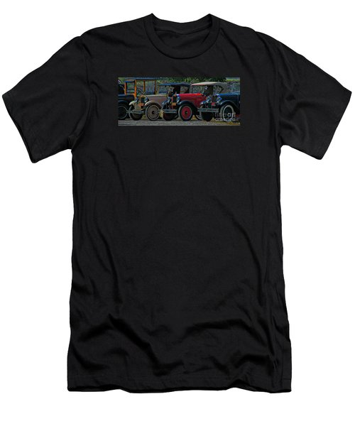 Free Parking Men's T-Shirt (Athletic Fit)
