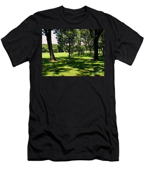 Freedom Park Men's T-Shirt (Athletic Fit)