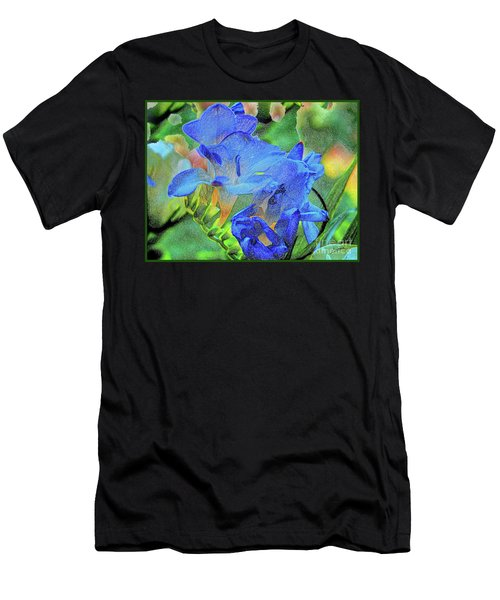 Freesia's Of Beauty Men's T-Shirt (Athletic Fit)