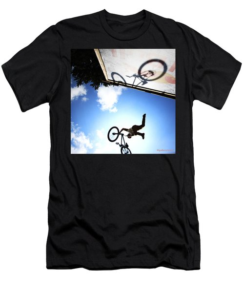 Freestyle Shadows Men's T-Shirt (Athletic Fit)