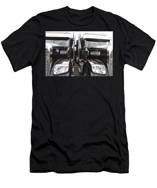 Freightliner Men's T-Shirt (Athletic Fit)