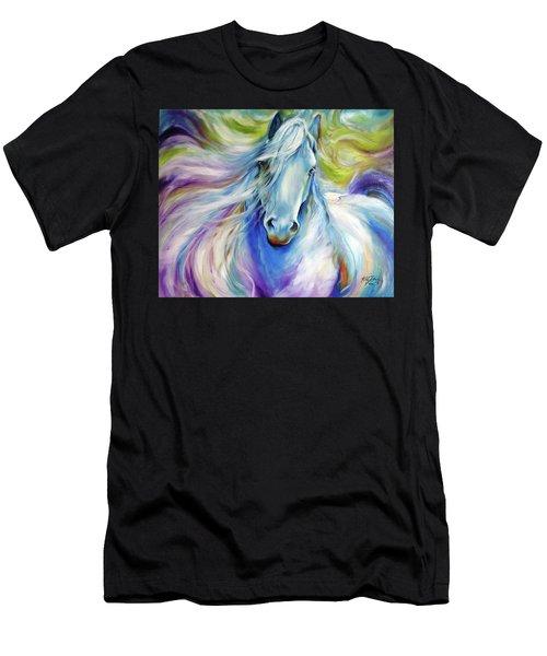 Freisian Dreamscape Men's T-Shirt (Athletic Fit)