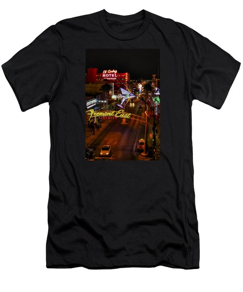 Fremont Street East Men's T-Shirt (Athletic Fit)