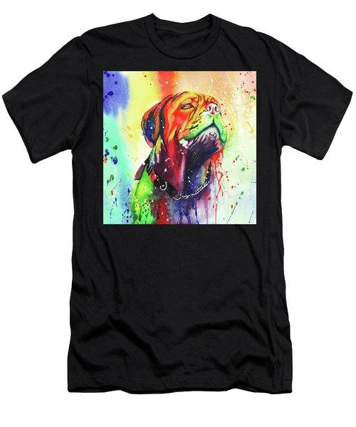 French Mastiff Men's T-Shirt (Athletic Fit)