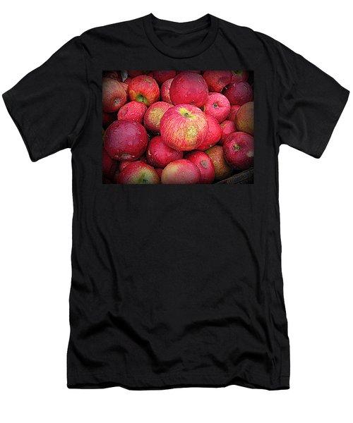 Fresh Apples Men's T-Shirt (Athletic Fit)