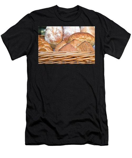 Fresh Bread Men's T-Shirt (Athletic Fit)