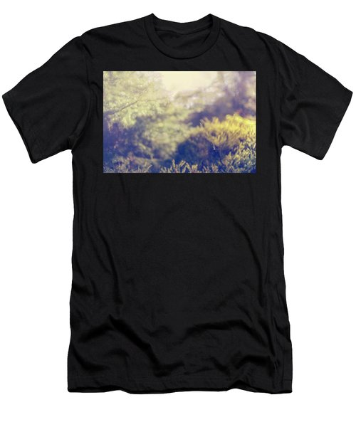 Men's T-Shirt (Athletic Fit) featuring the photograph Fresh by Gene Garnace
