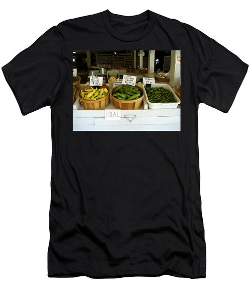 Fresh Produce Men's T-Shirt (Athletic Fit)