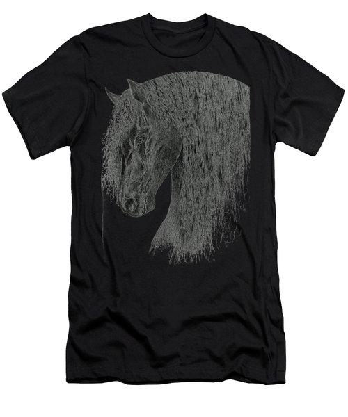 Friesian Men's T-Shirt (Athletic Fit)