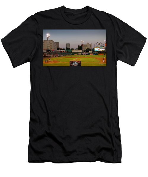 Fresno Grizzlies Men's T-Shirt (Athletic Fit)