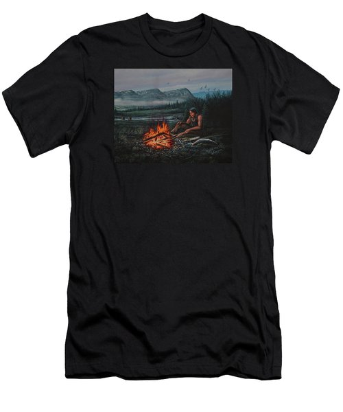 Friendly Fire Men's T-Shirt (Athletic Fit)