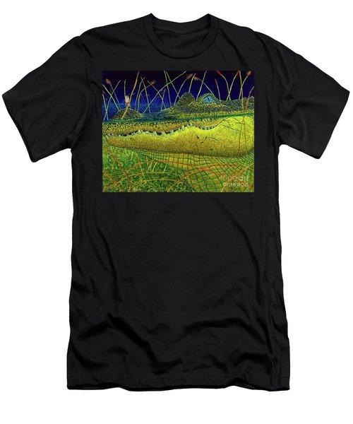 Swamp Gathering Men's T-Shirt (Athletic Fit)