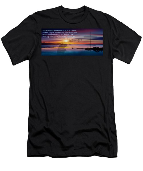 Friendship207 Men's T-Shirt (Athletic Fit)
