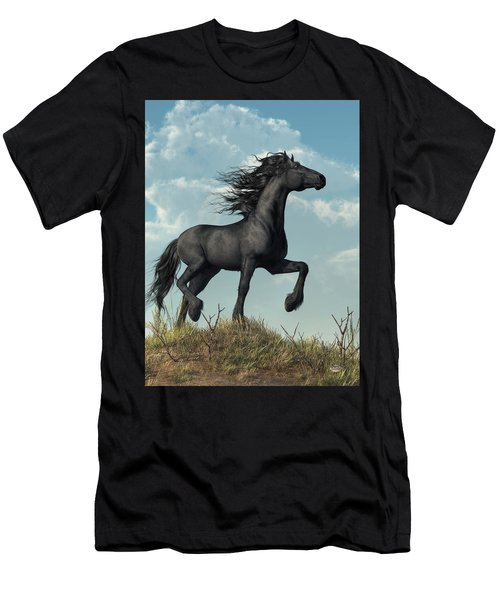 Friesian Men's T-Shirt (Athletic Fit)