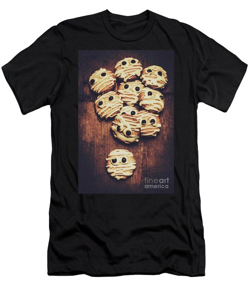 Fright Night Party Baking Men's T-Shirt (Athletic Fit)