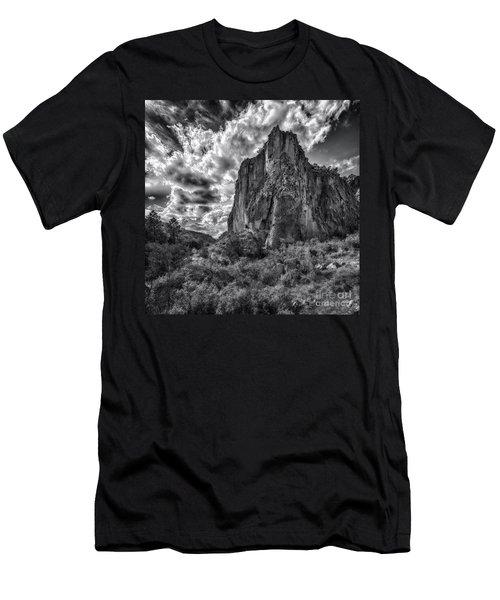 Frijoles Canyon Men's T-Shirt (Athletic Fit)