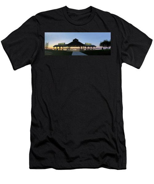 Frink Park Clayton Men's T-Shirt (Athletic Fit)