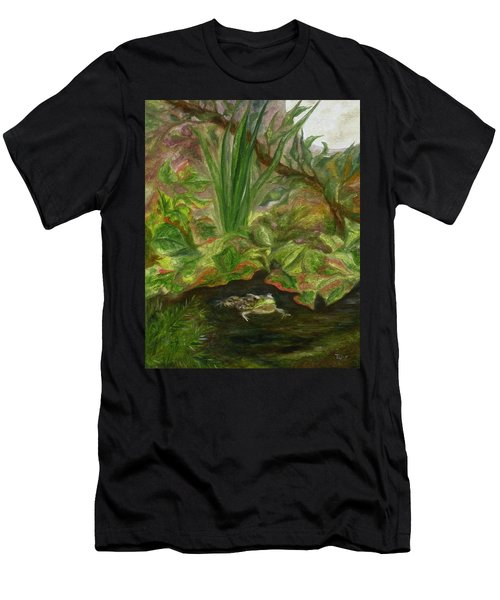 Frog Medicine Men's T-Shirt (Athletic Fit)