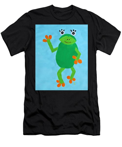 Froggie Men's T-Shirt (Athletic Fit)
