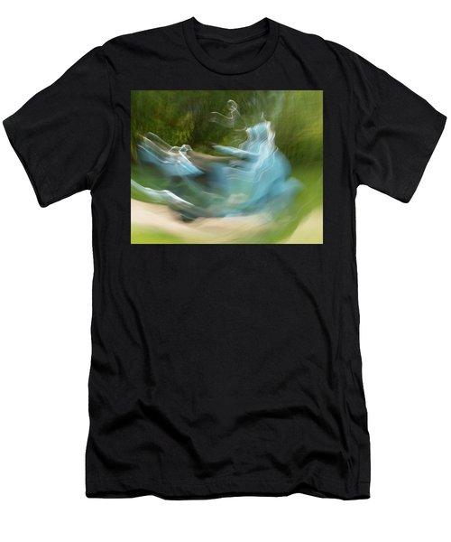 Oh Be Joyful Men's T-Shirt (Athletic Fit)