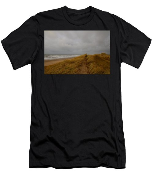 From Dunes To Sea Men's T-Shirt (Athletic Fit)