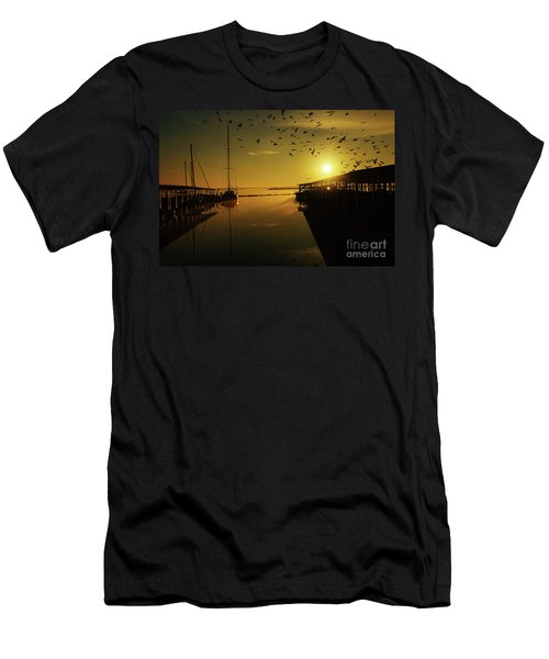 From Shadows Men's T-Shirt (Athletic Fit)
