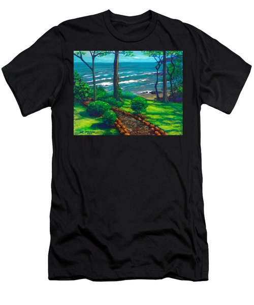 From The Hacienda Men's T-Shirt (Athletic Fit)
