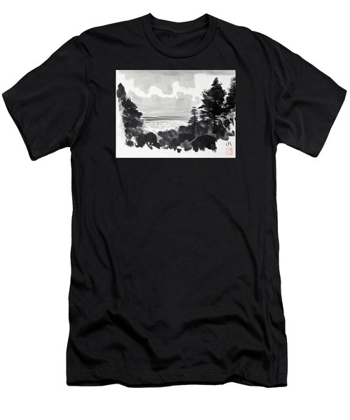 From The Hill Men's T-Shirt (Athletic Fit)