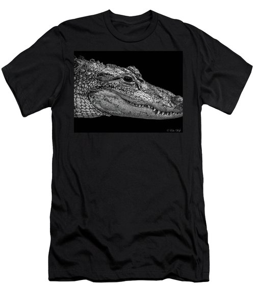 From The Series I Am Gator Number 9 Men's T-Shirt (Athletic Fit)