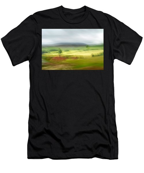 heading north of Yorkshire to Lake District - UK 1 Men's T-Shirt (Athletic Fit)