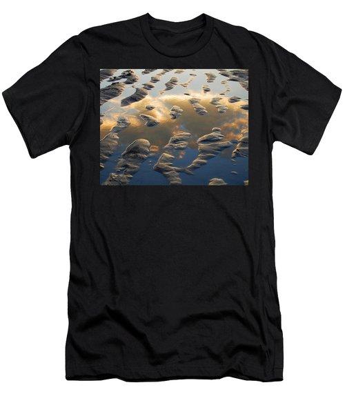Front Beach Men's T-Shirt (Athletic Fit)