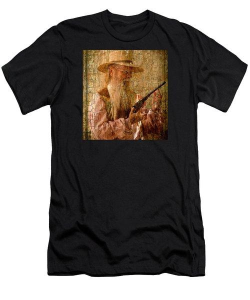 Frontiersman Men's T-Shirt (Athletic Fit)