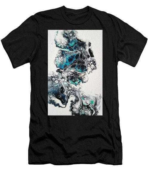 Frost And Ice Men's T-Shirt (Athletic Fit)