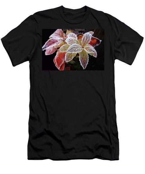 Frost Cluster Men's T-Shirt (Athletic Fit)