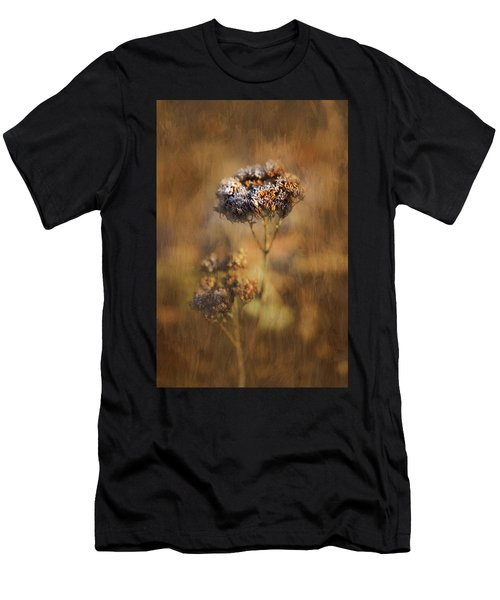 Frosted Bloom Men's T-Shirt (Athletic Fit)