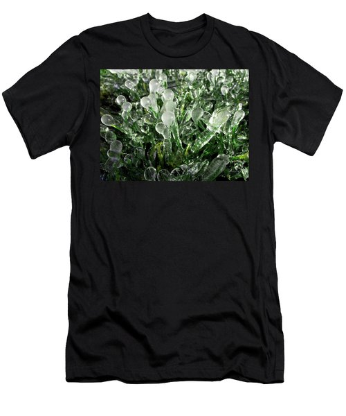 Frosted Grass Men's T-Shirt (Athletic Fit)