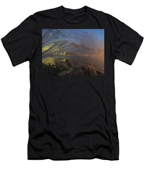 Frostwork - Art Nouveau Men's T-Shirt (Athletic Fit)