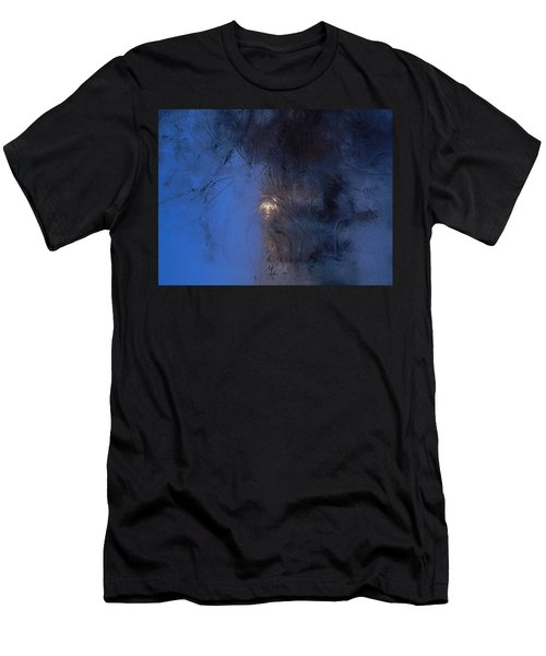 Frostwork - Engraved Night Men's T-Shirt (Athletic Fit)