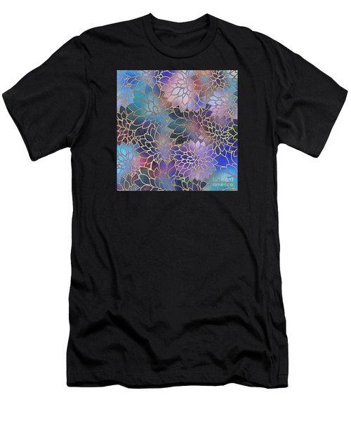 Frostwork Fantasy Men's T-Shirt (Athletic Fit)
