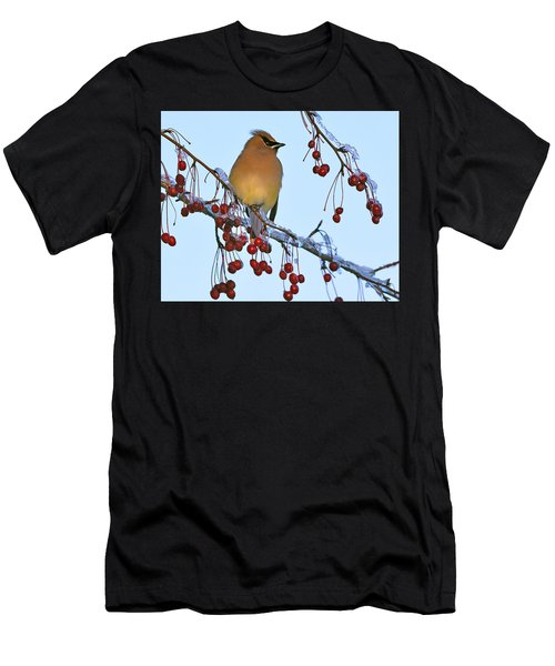 Frozen Dinner  Men's T-Shirt (Athletic Fit)
