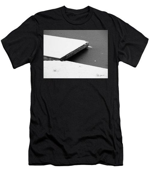 Frozen Dock Men's T-Shirt (Athletic Fit)