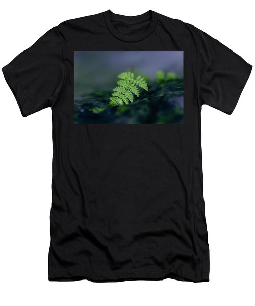 Frozen Fern II Men's T-Shirt (Athletic Fit)